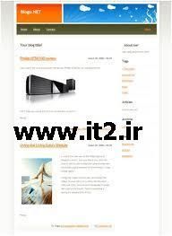 سورس وبلاگ asp.net -- www.it2.ir
