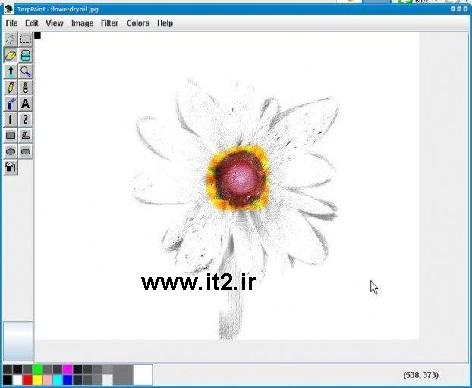 سورس نقاشی به زبان جاوا -- www.it2.ir