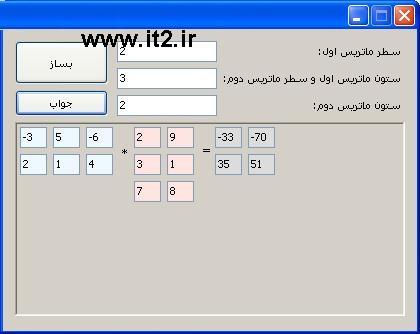 سورس ماتریس  -  www.it2.ir